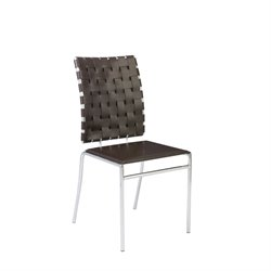 Eurostyle Carina Dining Chair in Brown