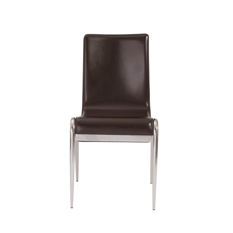 Eurostyle Grace Dining Chair in Brown