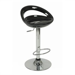 Agnes Low Back Adjustable Swivel Stool