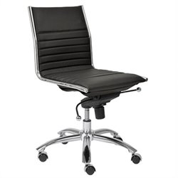 Eurostyle Dirk Black Office Chair