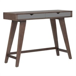 Eurostyle Daniel Console Table in Walnut