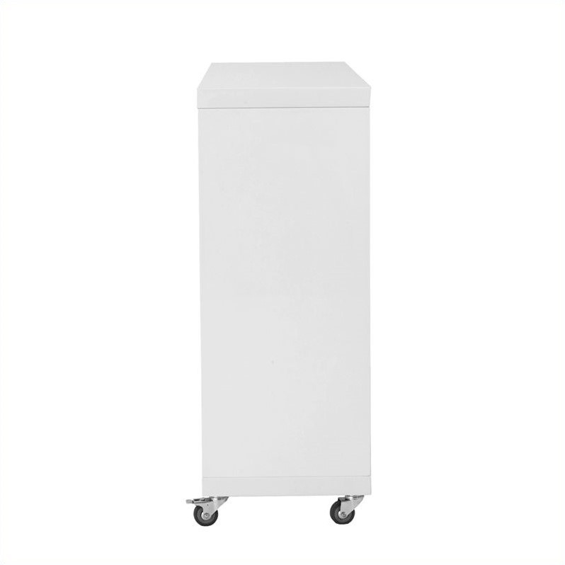 Eurostyle Sabra 2x3 Storage Unit in White