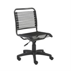 Eurostyle Bungie Low Back Office Chair in Black