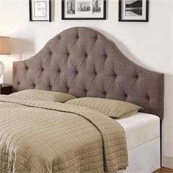 MER-1242 Upholstered King California King Headboard