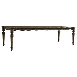Pulaski Accentrics Home Lucia Leg Dining Table