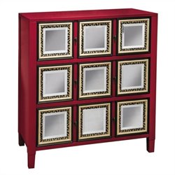 Pulaski Accent Chest in Red