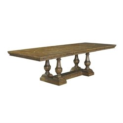 Pulaski Stratton Dining Table in Acacia
