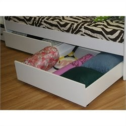 Berg Furniture Under Bed Storage Drawer (Set of 2)