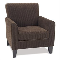Avenue Six Sierra Club Chair in Brown