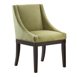 Dining Chair in Basil Velvet