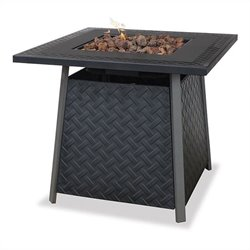 Outdoor LP Gas Fireplaces