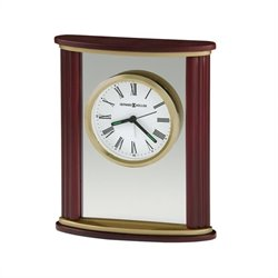Howard Miller Victor Quartz Alarm Table Clock
