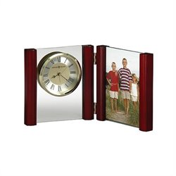 Howard Miller Alex Picture Frame Alarm Clock