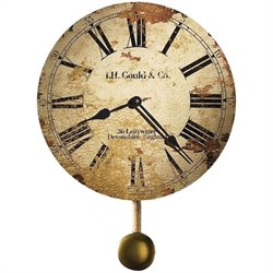 Howard Miller J. H. Gould and Co.™ II Wall Clock