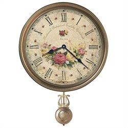 Howard Miller Savannah Botanical Society™ VII Wall Clock