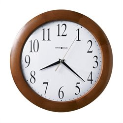 Howard Miller Corporate Quartz Wall Clock