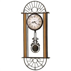 Howard Miller Devahn Quartz Wall Clock