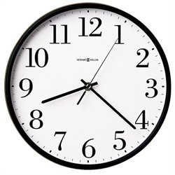 Howard Miller Office Mate Quartz Wall Clock