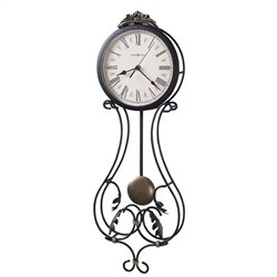 Howard Miller Paulina Quartz Wall Clock