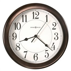 Howard Miller Virgo Quartz Wall Clock