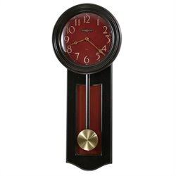 Howard Miller Alexi Quartz Wall Clock