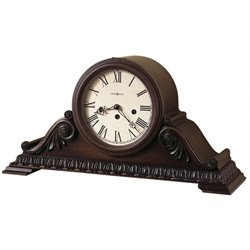 Howard Miller Newley Key Wound Mantel Clock