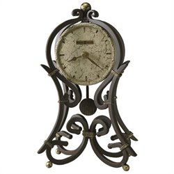 Howard Miller Vercelli Quartz Mantel Clock