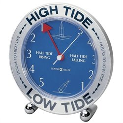 Howard Miller Tide Mate III Maritime Clock