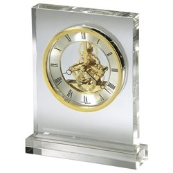Howard Miller Prestiqe Table Top Clock