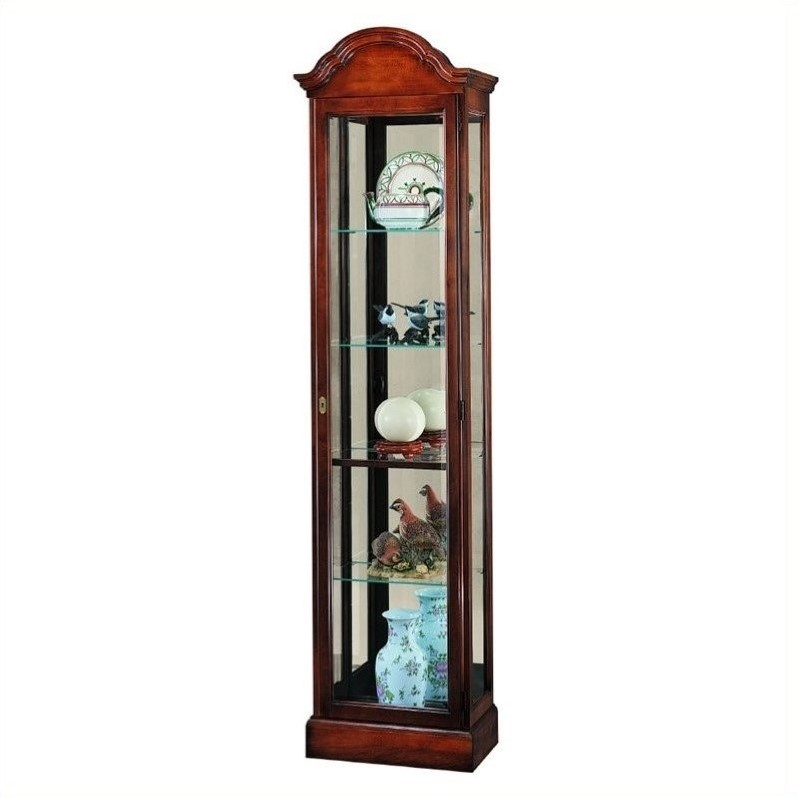 Howard Miller Gilmore Traditional Display Curio Cabinet