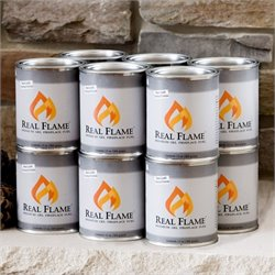 Gel Fuel Cans for Fireplace