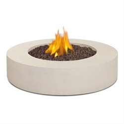 Mezzo Round Propane Fire Table