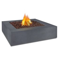 Mezzo Square Propane Fire Table