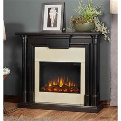 Maxwell Indoor Slim Electric Fireplace