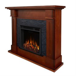 Real Flame Kipling Electric Fireplace Burnished Oak