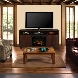 Dimplex Media Electric Fireplace Package