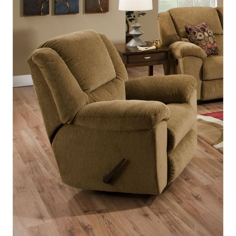 Catnapper Transformer Chaise Swivel Glider Recliner Chair
