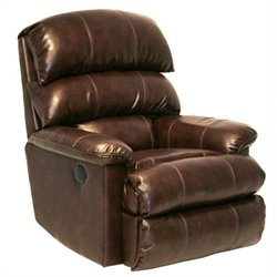 Templeton Inch Away Wall Hugger Recliner in Espresso