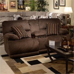 Riley Loveseat in Coffee
