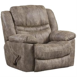 Valiant Recliner in Marble