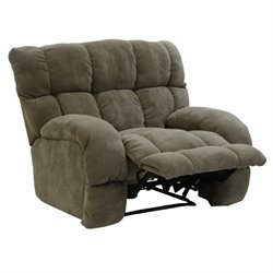 Siesta Recliner in Porcini