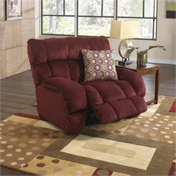 Siesta Recliner in Wine