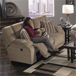 Hammond Loveseat in Coffee
