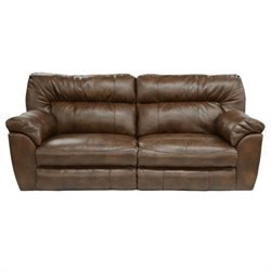 Nolan Sofa in Chestnut