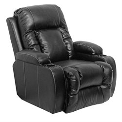 Top Gun Recliner in Black