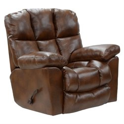 Griffey Recliner in Tobacco