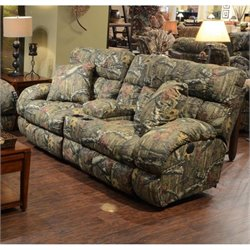 Duck Dynasty Loveseat in Moss