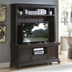 Trent Home Inglewood TV Entertainment Unit in Deep Cherry