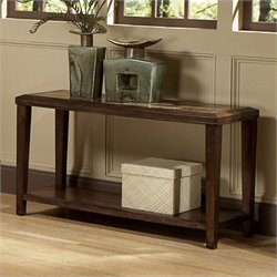 Trent Home Belvedere Sofa Table in Espresso