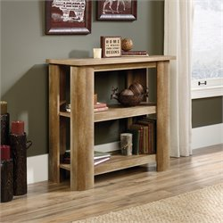 2 Shelf Bookcase in Craftsman Oak